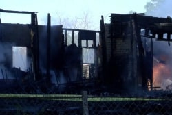 Trump fails to act after three black churches burned down