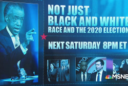 Programming note: 'Not Just Black and White: Race and the 2020 Election'