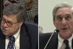 Big Question: When is Robert Mueller going to publicly address his findings?