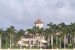 Why security officials are worried about security at Mar-A-Lago