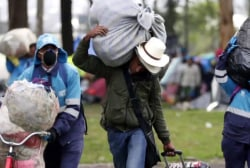 One more thing: Human rights groups call on U.N. to declare a humanitarian emergency in Venezuela