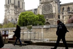 Notre Dame fire: What was saved