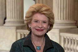 Sen. Stabenow on corporate taxes: Something needs to be done