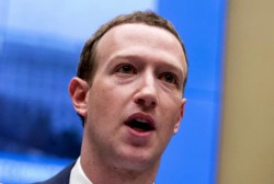 Mark Zuckerberg calls for strong internet and election rules