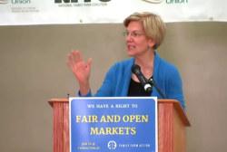Will Senator Warren's corporate tax plan get support?