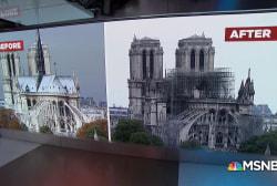 Renewed hope in Paris as President Macron calls to rebuild