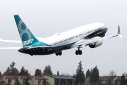 Boeing CEO faces shareholders for first time since deadly crashes