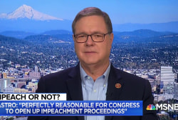 Rep. Denny Heck: it's time to hear from Mueller directly