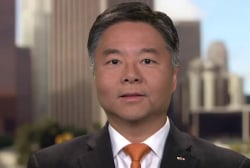 """Rep. Ted Lieu would be """"very surprised"""" if IRS hands over Trump's taxes by new deadline"""