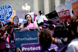 Flurry of abortion bans spark nationwide protests