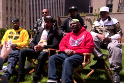 Six Wu-Tang members talk J. Cole, therapy, and kung fu in joint interview as RZA confronts Trumpism