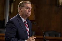 Lindsey Graham again signals to Don Jr. to ignore Senate Intel's subpoena
