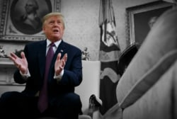Trump ignites China trade war as WH reportedly reviews military plans for Iran