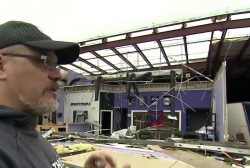 Missouri man describes moment his business was destroyed by tornado