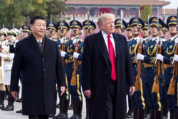 Dow Jones down 600 points in response to Trump's trade war with China