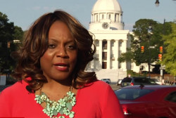 Alabama State Rep on abortion ban: These men need to stay out of our wombs