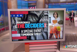 Missed 'The Deciders' town hall? Catch it again on Saturday