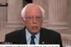 "Sen. Bernie Sanders says he is ""not anti-China"""