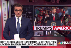 Trump's contempt for immigrants permeates the government