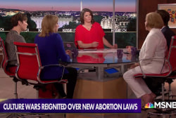 As new abortion laws speed through statehouses, court fights loom in distance