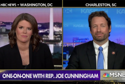 Rep. Joe Cunningham: climate change is a national security issue