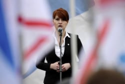 Maria Butina's attorneys: 'If she had filed a piece of paper, everything she did was legal'