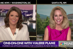Once outed as a covert CIA agent, Valerie Plame makes bid for Congress, defiant about Trump pardon of Scooter Libby