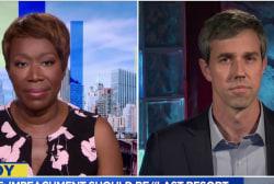 Beto O'Rourke, Joy Reid discuss Dem efforts to woo Trump voters