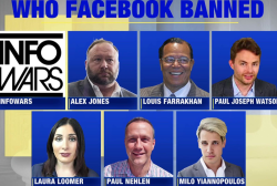 Facebook bans extremist leaders much too late for some