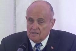 Giuliani cancels Ukraine trip after election meddling criticisms