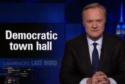 Lawrence's Last Word: Elizabeth Warren turns down Fox News town hall