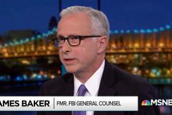 Baker: Trump attacks could make law enforcement 'hesitant'