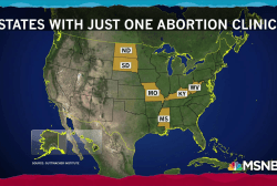 Missouri at risk of being only state with no abortion services