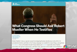 Questions about missing Trump-Russia counterintel probe intensify