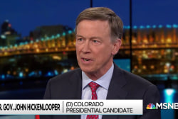 Hickenlooper brings reproductive rights record to national stage