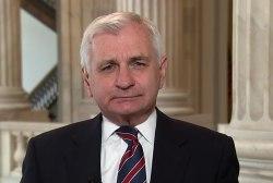 Sen. Jack Reed: WH efforts to hide USS John McCain 'disgraceful'