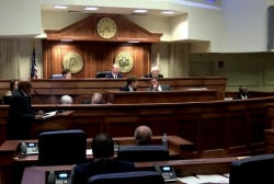 Alabama anti-abortion bill takes aim at Supreme Court