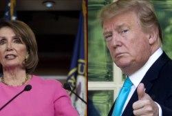 Mika: I think Trump's attacks on Pelosi will fall flat