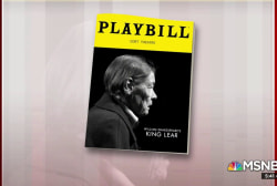 A gender blind 'King Lear' opens on Broadway