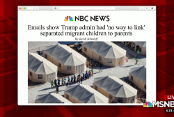 Trump admin had no way to link separated families, emails show