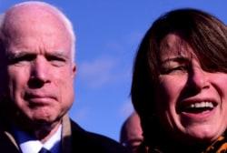 McCain compared Trump to dictators, says Sen. Klobuchar