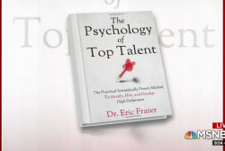 Grit matters: 'Top Talent' looks at psychology of top performers