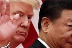 Market meltdown continues amid Trump's trade war