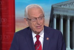 'Serious business': Congressman points to tax code on Trump returns