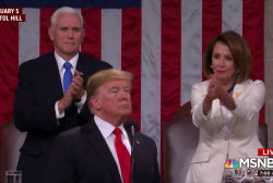 House Speaker Pelosi explains infamous SOTU clapping
