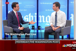 Mayor Pete unafraid to 'go there,' calls out Trump on Vietnam
