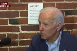 Biden says GOP will have epiphany after Trump