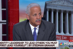 Stedman Graham has tips for being a leader