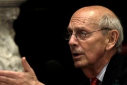 With abortion cases looming, Breyer warns Supreme Court may overturn major precedent