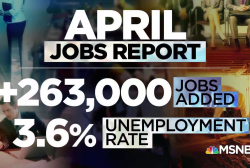 Unemployment rate falls to 49 year low